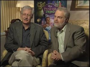 Ron Clements & John Musker (The Princess and the Frog) Interview Video Thumbnail