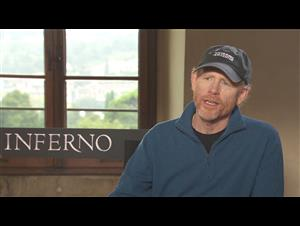 Ron Howard Interview - Inferno Video Thumbnail