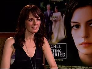 Rosemarie DeWitt (Rachel Getting Married) Interview Video Thumbnail