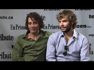 Rossif Sutherland & Stephen McIntyre (High Life) Interview Video Thumbnail
