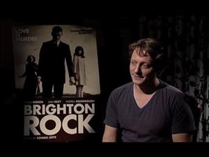 Rowan Joffe (Brighton Rock) Interview Video Thumbnail