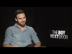 Ryan Guzman (The Boy Next Door) Interview Video Thumbnail