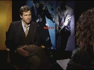 RYAN REYNOLDS (SMOKIN' ACES) Interview Video Thumbnail