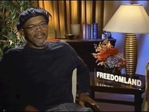 SAMUEL L. JACKSON (FREEDOMLAND) Interview Video Thumbnail