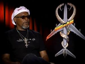 SAMUEL L. JACKSON (SNAKES ON A PLANE) Interview Video Thumbnail