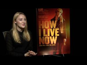 Saoirse Ronan (How I Live Now) Interview Video Thumbnail
