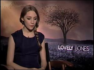 Saoirse Ronan (The Lovely Bones) Interview Video Thumbnail