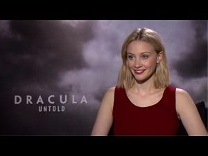 Sarah Gadon (Dracula Untold) Interview Video Thumbnail