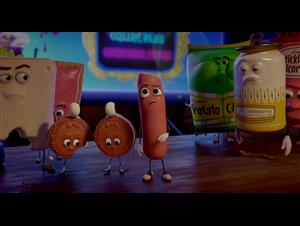 Sausage Party - Official Restricted Trailer 2 Video Thumbnail