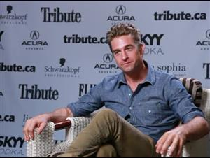 Scott Speedman (Barney's Version) Interview Video Thumbnail