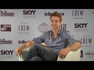 Scott Speedman (Edwin Boyd) Interview Video Thumbnail