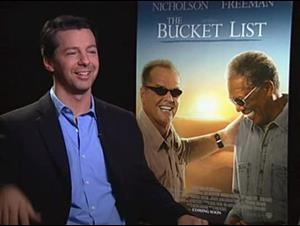 Sean Hayes (The Bucket List) Interview Video Thumbnail
