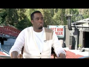 Sean 'P.Diddy' Combs (Get Him to the Greek) Interview Video Thumbnail