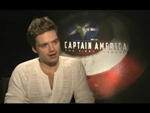 Sebastian Stan (Captain America: The First Avenger) Interview Video Thumbnail