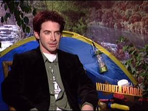 SETH GREEN - WITHOUT A PADDLE Interview Video Thumbnail