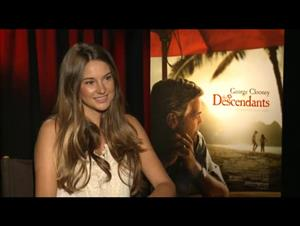 Shailene Woodley (The Descendants) Interview Video Thumbnail