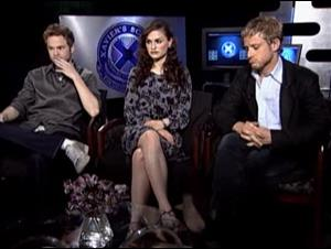SHAWN ASHMORE, ANNA PAQUIN & BEN FOSTER (X-MEN: THE LAST STAND) Interview Video Thumbnail