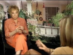 SHIRLEY MACLAINE (RUMOUR HAS IT...) Interview Video Thumbnail