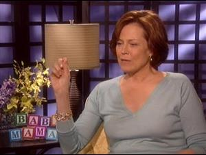 Sigourney Weaver (Baby Mama) Interview Video Thumbnail