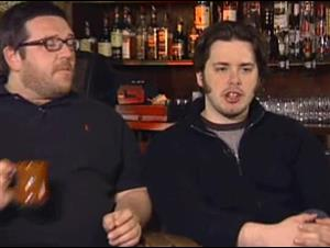 Simon Pegg, Nick Frost & Edgar Wright (Hot Fuzz) Interview Video Thumbnail