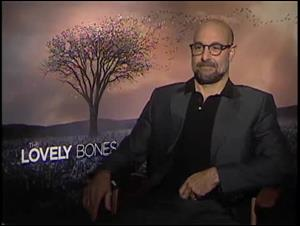 Stanley Tucci (The Lovely Bones) Interview Video Thumbnail