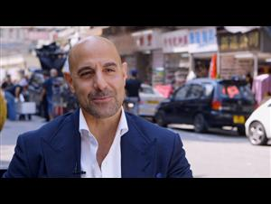 Stanley Tucci (Transformers: Age of Extinction) Interview Video Thumbnail