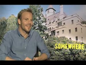 Stephen Dorff (Somewhere) Interview Video Thumbnail