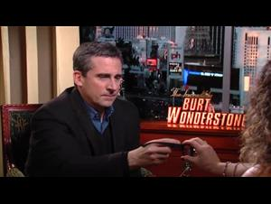 Steve Carell (The Incredible Burt Wonderstone) Interview Video Thumbnail