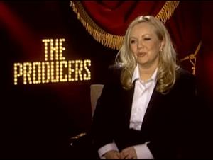 SUSAN STROMAN (THE PRODUCERS) Interview Video Thumbnail