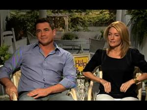 Tate Taylor & Kathryn Stockett (The Help) Interview Video Thumbnail