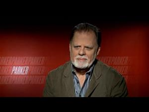Taylor Hackford (Parker) Interview Video Thumbnail