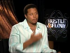 TERRENCE HOWARD - HUSTLE & FLOW Interview Video Thumbnail