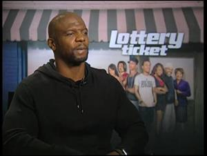 Terry Crews (Lottery Ticket) Interview Video Thumbnail