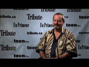 Terry Gilliam (The Imaginarium of Dr. Parnassus) Interview Video Thumbnail