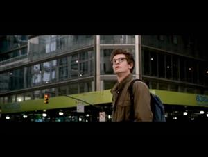 The Amazing Spider-Man Trailer Video Thumbnail