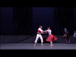 The Bolshoi Ballet Series: Class Concert and Giselle Trailer Video Thumbnail