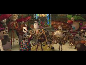 The Book of Life Trailer Video Thumbnail