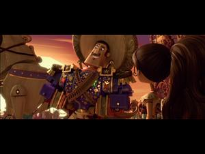 The Book of Life featurette - Becoming a Hero Video Thumbnail