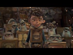 The BoxTrolls Trailer Video Thumbnail