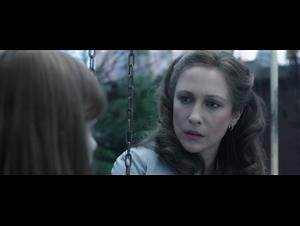 "The Conjuring 2 movie clip - ""Right Now"" Video Thumbnail"
