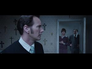 "The Conjuring 2 movie clip - ""We Can Hear It"" Video Thumbnail"