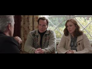 "The Conjuring 2 movie clip - ""Voice on the Tape"" Video Thumbnail"