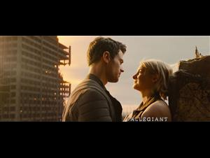 "The Divergent Series: Allegiant - Final Trailer - ""Different"" Video Thumbnail"