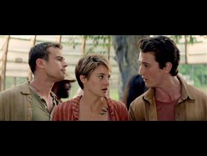 "The Divergent Series: Insurgent movie clip - ""Go With Happiness"" Video Thumbnail"