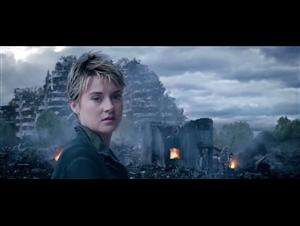 The Divergent Series: Insurgent - Teaser Trailer Video Thumbnail