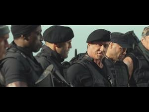 The Expendables 3 - Final Trailer Video Thumbnail