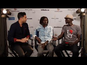 The Good Lie Interviews at TIFF 2014 Video Thumbnail