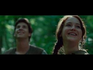 The Hunger Games Trailer Video Thumbnail