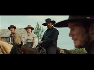 The Magnificent Seven - Official Teaser Trailer Video Thumbnail
