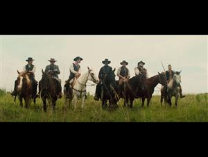 The Magnificent Seven - Official Trailer Video Thumbnail